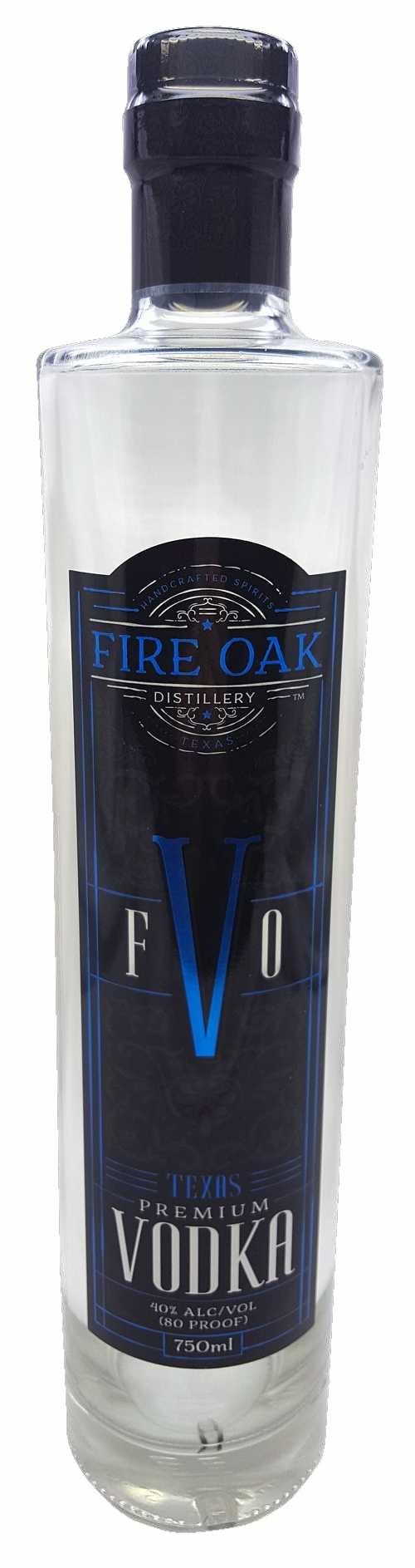 Fire Oak Vodka