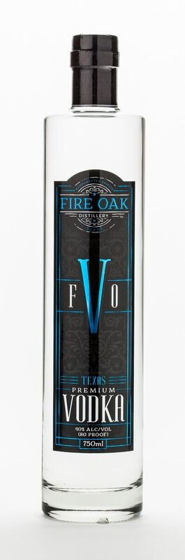Fire Oak Vodka